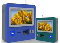 Multi Media Touch Screen Information Kiosk Compact Android Operation System